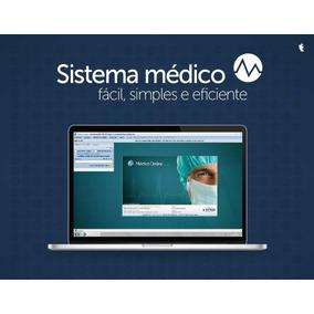 Software Para Para Clínicas E Consultórios Médicos! 12meses!