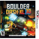 Juego Digital Nintendo 3ds Boulder Dash Xl 3d Somos Tienda