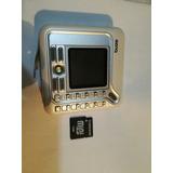 Celular Benq Z2 (cubo) Para Telcel Incluye Memoria Mino Sd