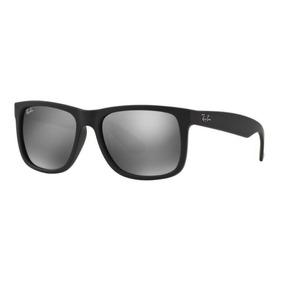 Ray Ban Justin Preto Fosco - Óculos no Mercado Livre Brasil 037b3d40c5