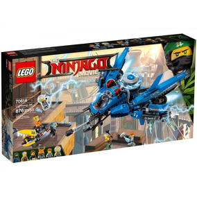 Lego Ninjago The Movie - Avião Relâmpago 70614 - Lego