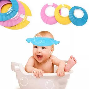 Gorra D Baño Para Bebe De Fomi Medida Ajustable Envio Gratis 12758303573
