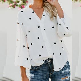b2122c2411 Camisas Oficina Mujer - Camisas de Mujer en Mercado Libre Colombia