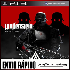 Wolfenstein The New Order - Jogos Ps3 Midia Digital