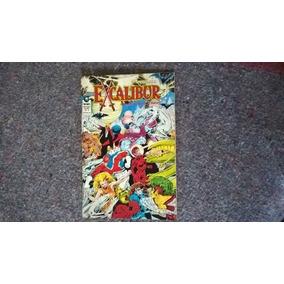 Gibi - Excalibur - Marvel Comics