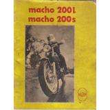 manual gilera hot bear 200