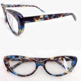 Armaçao De Oculos Feminino Discreto - Óculos no Mercado Livre Brasil 91cfc11bb5