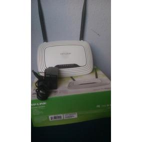 Router Tplink Dos Antenas.