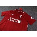 82ae8d91e8 Camiseta Liverpool 2019 - Camisetas de Clubes Extranjeros para ...