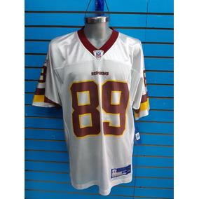 Jersey Redskins Reebok Nfl  89 Moss M-mediana Nuevo Original bc68f653e