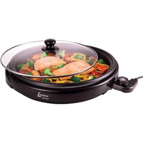 Grill Multifuncional Gourmet Lenoxx - Pgr 151 127v