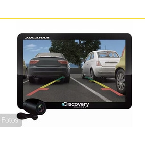 Gps Automotivo Aquarius 4.3 Camera De Ré Tv Digital