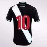 490b8ad260 Camisa Jogador Vasco Oficial 1 2017 2018 Número 10 Umbro