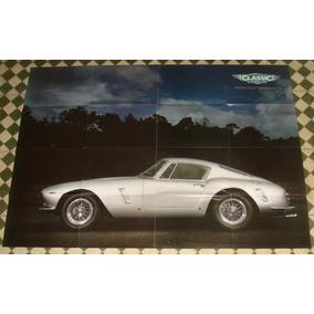 Poster Ferrari 250 Gt Swb Berlinetta Tam 84x60cm