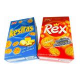 Kesitas / Rex X125grs - Hoy Superoferta La Golosineria
