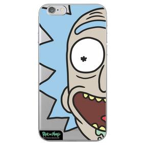 Capa Para Celular Rick Rick And Morty Oficial - Beek