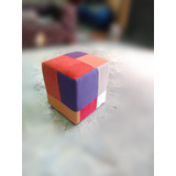 Puff Multicolor 40x40x 45