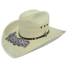 Sombrero Vaquero Palma Real Bolona Bull Ranch.