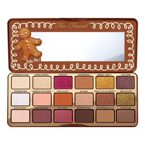 Nova Paleta De Sombras Too Faced Gingerbread Pronta Entrega