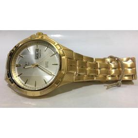 1725ac618cd ... Pulseira Dourada Fundo Branco Promoção. Paraná · Relógio Vip Mh-6344-2  Feminino Original Novo Nota Fiscal