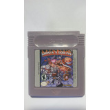 Game Boy Color Ghosts N Goblins Repro