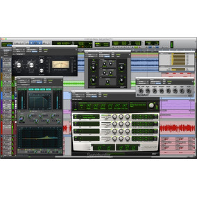 Pro Tools Hd12 Con Avid Complete Plugin Bundle. Disco Fisico