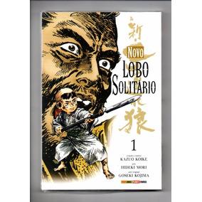 Novo Lobo Solitario 1 - Panini 01 - Bonellihq Cx38 J17
