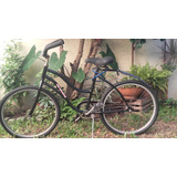 Bicicleta Playera Freno Contrapedal