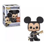 Funko Pop Disney Kingdom Hearts Organization 13 Mickey Sdcc