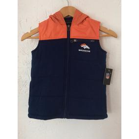 Chaleco Denver Broncos Niño Talla 6 Nfl Team Apparel 2016 c163e134956