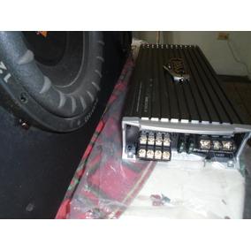 Boss Audio Ar2400.4 2400 Vatios, Bajo 12 , Medio 8 Y Cajon