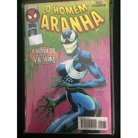 O Homem-aranha Nº 174 A Noiva De Venom. Ano 1997. Hq