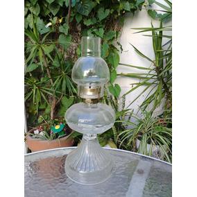 Lampara Para Kerosene Antigua, 40 X 14cm Oferta!