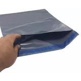 Embalagem E-coseg Inviolável Cinza 50x40 (100) Unidades