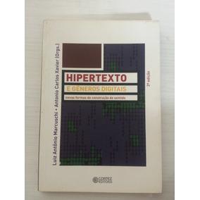 Livro Hipertexto E Gêneros Digitais