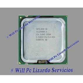 Procesador Intel Celeron D / 2.53 Ghz Para Pc Escritorio