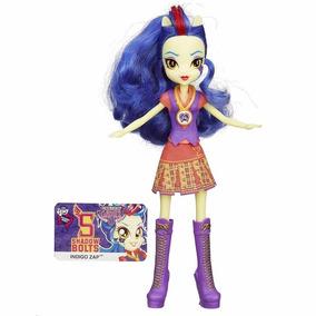 My Little Pony Equestria Girl Indigo Zap Hasbro Giro Didacti