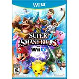 Super Smash Bros. - Nintendo Wii U (físico)