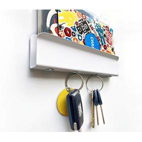 Porta Llaves Magnético Organizador Key Chapa Objetos