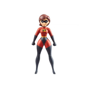 Figura Articulada - Disney - Os Incríveis 2 - Senhora Incrív