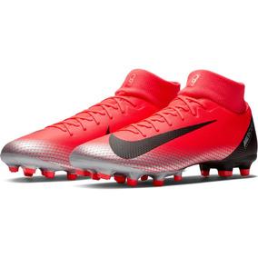 c1ae7e6f34c Tacos Nike Mercurial Cristiano Ronaldo Tenis Veloci Fg - Tacos y ...