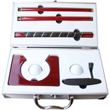 Kit Golf Com Maleta Aluminio