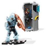 Mega Construx Playset Halo Pack De Poder, Camuflaje Activo