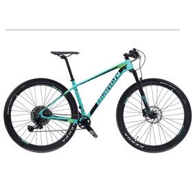 Bicicleta Bianchi Nitron Carbono 9.1 Gx Eag 1x12 Kom I25