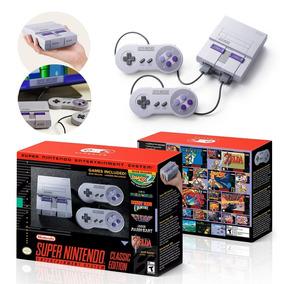 Snes Super Nintendo Classic Edition Mini Original Bivolt