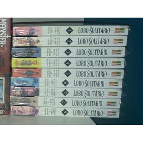 Lobo Solitário Mangá Nova Edição Volume 1 Ao 9