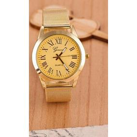7ad73700331 Relogio Ouro Romano - Relógios De Pulso no Mercado Livre Brasil