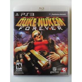 Duke Nukem Forever Ps3 Mídia Física Original Ótimo