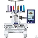 Maquina De Bordar Brother Pr 655 - Indústria Têxtil e Confecção no ... d49421cae8d