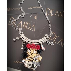 0f9ee59c3d74 Collar Y Pulsera Escapulario Moda Fashion - Joyas y Relojes en ...
